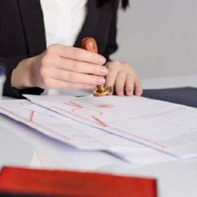 Công chứng hợp đồng ủy quyền - Giấy ủy quyền