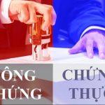 Top 3 văn phòng công chứng quận Hoàn Kiếm